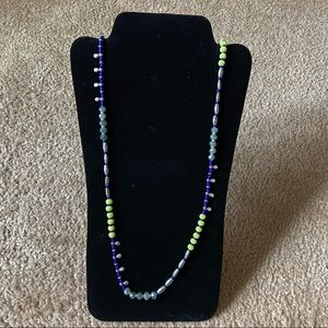 NWT cute and colorful necklace